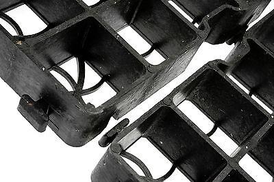 40LG Pflastersteine wasserdurchlaessig rasen platten Hundeauslauf Paddock neu
