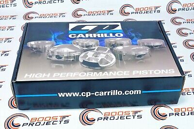 CP Custom Piston Bore 85mm 8.5:1 CR Compatible with N54B30 Engine Set of 6