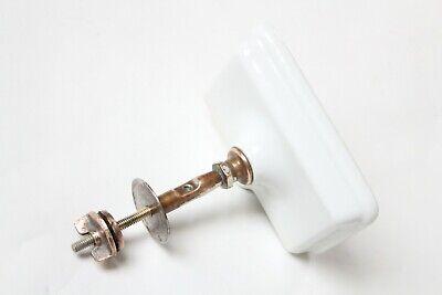 antique sink soap holder dish tray | porcelain soap dish victorian bathroom vtg 6