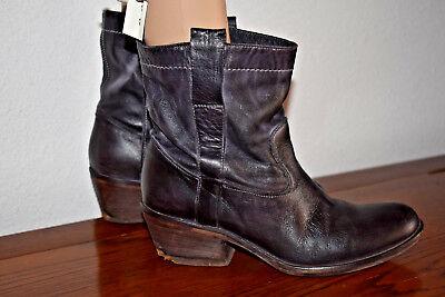 bb470f62b03b6c 4 4 sur 8 JFK Bottines femme Chaussures bottes italiennes tout cuir noir 36  ! 5