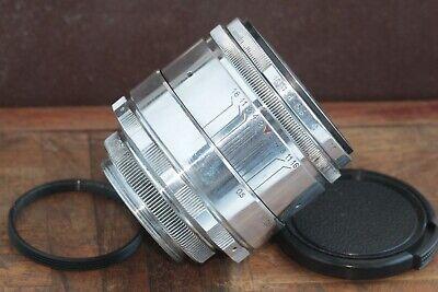 🎥 Excellent Helios 44 2/58 M39 M42 Silver Bokeh portrait Lens Perfekt seller 4