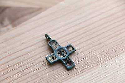 Viking Kievan Rus Pendant Cross with different sides 10-11 AD 3