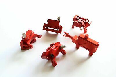 Hydraulique Frein à Disque Frein HPI BAJA BUGGY 5b 5sc Ss 5 T ROVAN Nouveau en rouge