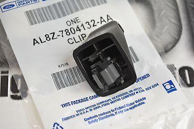 ... 2010 2011 2012 Ford Escape Sun Visor Retainer Clip Black new OEM  AL8Z-7804132- b8163e82e70