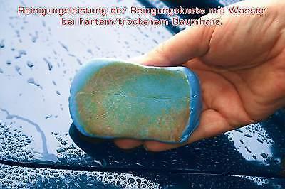 Reinigungsknete-Gleitmittel Set, zur schonenden Lackreinigung, Petzoldts, Clay 5