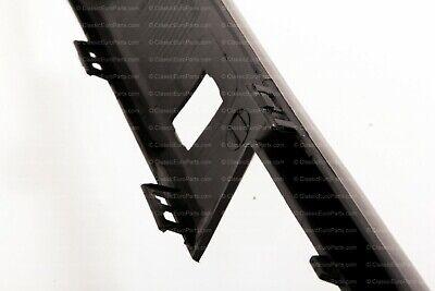 BMW E30 EURO REAR BUMPER TRIM Molding set Late NFL plastic 316 318 320 324 325