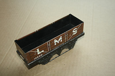A beautiful  OLD TINPLATE TOY as  DESK or BOOKCASE ORNAMENT Hornby 'O' gauge ck 3