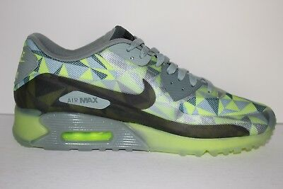 NIKE AIR MAX 90 Ice Pack Mens Running Shoes VoltMica Green