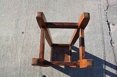 Gustav Stickley No. 54 Mission Oak Arts & Crafts Umbrella Stand 3