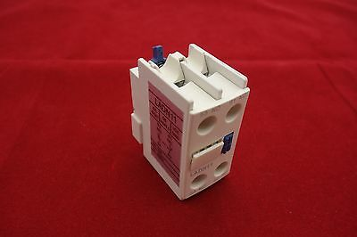 1PC Auxiliary Contact Block Fits LADN11 1NO//1N Use for LC1D NEW TYPE CONTACTOR