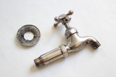antique kitchen faucet sink   crane vtg victorian plumbing porcelain city handle 6
