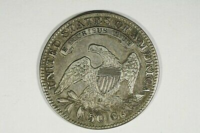 1832 Capped Bust Half, Small Letters, O-103 R1, XF 2