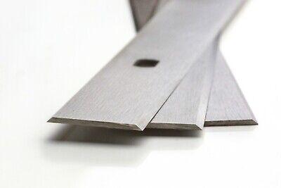 260mm Hammer System Planer knives Cobalt-HS 3 PACK - S701S5 2