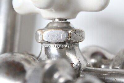 antique faucet kitchen sink | chicago vtg mixing faucet shower victorian deco 4