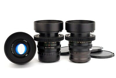 HELIOS 44 2/58 Cine lens with ANAMORPHIC BOKEH&FLARE *Your camera adapted!* 4