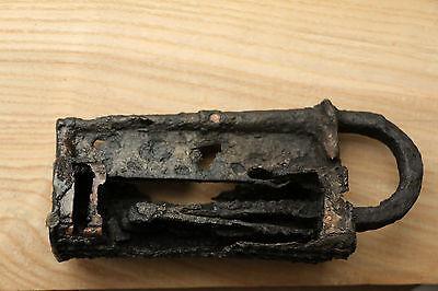 Extremely Rare Viking Iron padlock -  9-10 AD 11