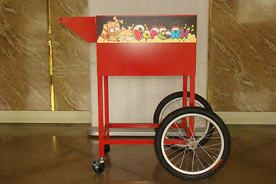 New Popcorn Machine Cart Stand Cycle (Machine Not Including) 2