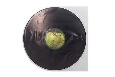 "50 LP Inner Sleeves Anti Static Round Bottom 33 rpm 12"" Vinyl Record Album 3"