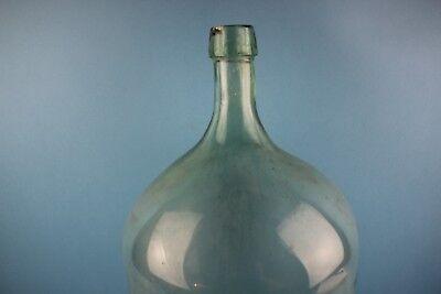 Alter   Apothekerflasche Kugelballon Transparent  Nr 43 2