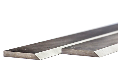 260 x 18 x 3mm HSS Resharpenable Planer Blades Knives 1 Pair 3