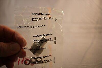 New Old Stock Amphenol UG-1094//U 031-221 BNC RF Connector Original Sealed Pack