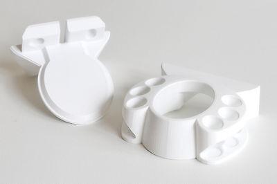 Solo Zahnbürstenhalter für Oral-B Vitality Pro Genius Wandhalter 3D-Druck
