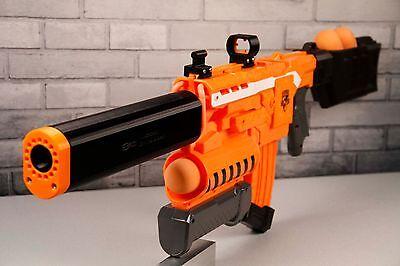 5 of 8 3D Printed – Taktisch Design Suppressor/Silencer for Nerf Dart Gun  Blaster
