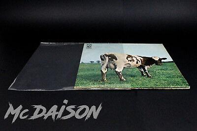 McDAISON - 100 BUSTE LP POLIPROPILENE trasparenti lucide DISCHI vinile 33g 90my 4