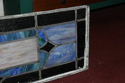 Antique Religious Church Stained Glass Window-Henry White-Architectural Window 10