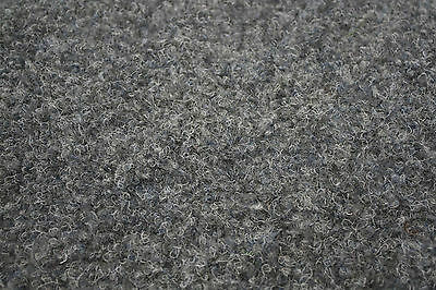 Rasenteppich Kunstrasen Comfort Grau 400x350 Cm Eur 84 00