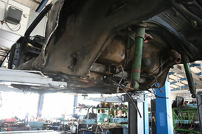 Porsche 911 2,7 targa Auto Karosse Body Shell Targa
