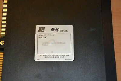 Reliance Electric Automax Universal Drive Controller Module57552-4 New Old Stk 5