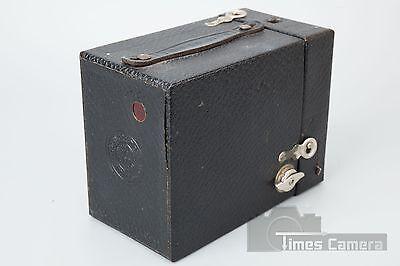Eastman Kodak No.2 Hawk-eye Model C Box Film Vintage Camera, Great Britain, UK 1