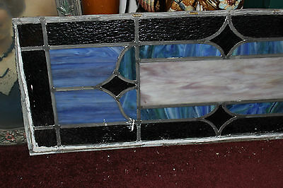 Antique Religious Church Stained Glass Window-Henry White-Architectural Window 8
