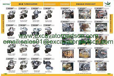 FITS Komatsu D20A-6 D21A-6 D20A-7 D21A-7 WATER PUMP 4D95S DOZER 6204-61-1304,NEW 7