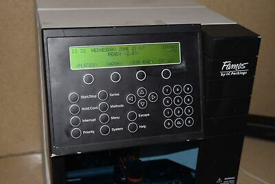 Lc Packings Model Famos # 920 Well Plate Hplc Autosampler 3