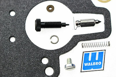 GENUINE WALBRO CARBURETOR Kit fits Continental F163 CK8F501 CK8F502 LUB-2  A79