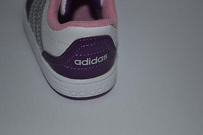 ... Scarpe Calzature Adidas Hoops Bambina Strappi N.20 21 22 23 24 25 26 27 4dd46122708