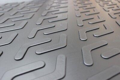 """VALORE"" VASCA BAULE BAGAGLIAIO IN PVC per VW TOURAN 2015-ad oggi 4"