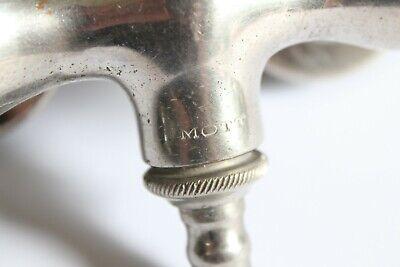 antique faucet tub filler sink   mott vtg mixing faucet victorian bathroom deco 3