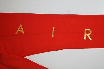 Nike Air Sport Metallic Cotton Leggings Girls - Red Aq9176-634 - M / 10-12 Years 8