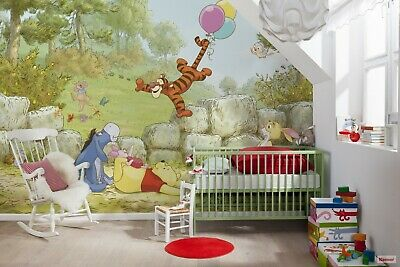 Tapeten Wall Mural Wallpapers Kids Room Disney Marvel Princess Cars Ariel Nursery Art Dmfdentallab Com