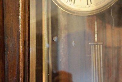 Antique German 'Junghans' 10-Day Striking Wall Striking Clock, 19th Century 8