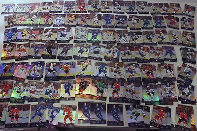 2019/20 TIM HORTONS UD hockey cards - one shipping price, Base DC GE HD HGD SE 6