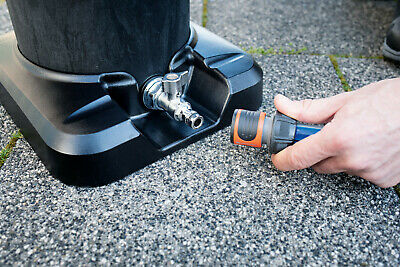 Unger DIUK1 HiFlo nLite HydroPower® Ultra Einsteiger-Set Alu 6 m vorher DIK12 6