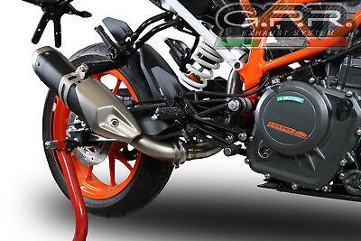 SUPPRIME-CATALYSEUR GPR KTM DUKE 690 2012//16 KTM.53.DEC