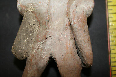 Precolumbian Colima Figure Standing male 7