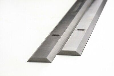 Charnwood 1 Pair Planer blades knives W575/1 inc Vat S700S1 3