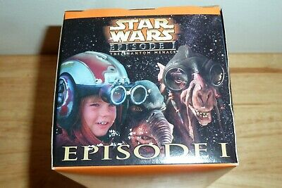 Star Wars Episode 1 Joking Jar Jar Binks KFC Taco Bell Pizza Hut 1999 SEALED! 4