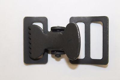 Car Sun Visor Silver Tone Black Plastic C for Sunglasses T3H3